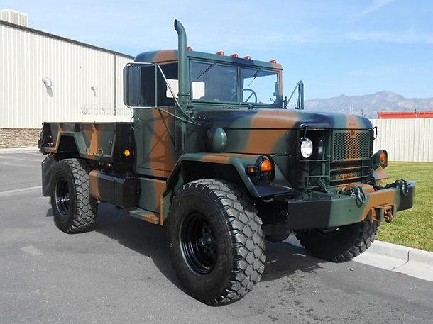 Boyce Equipment M35a2 Bobbed Deuce Autos Weblog