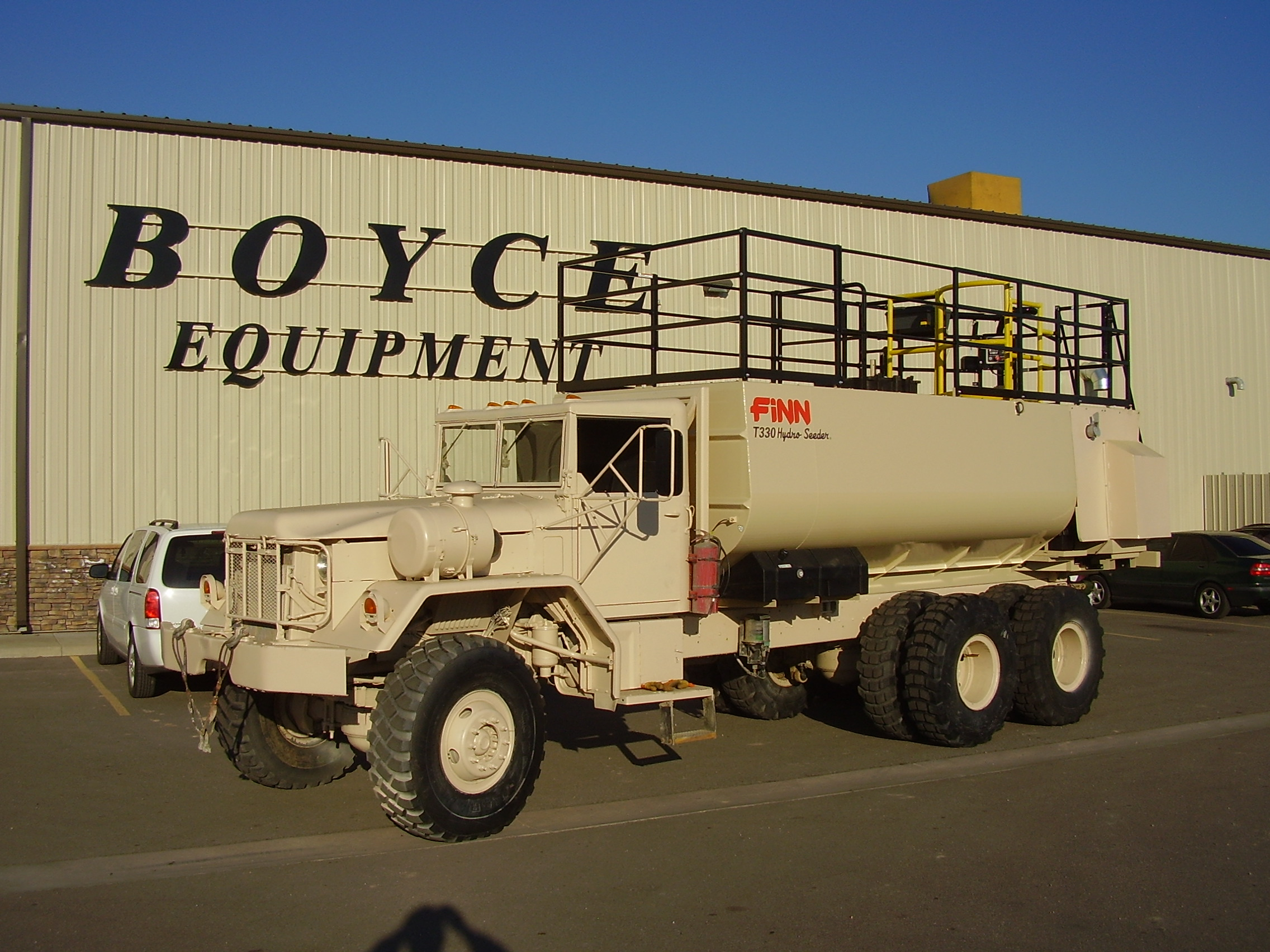 Boyce Equipment & Parts Co., Inc., Ogden, UT. 4, likes · 17 talking about this · 91 were here. Military Surplus Trucks and Parts 6x6 & 4x4 Truck Shop/5(73).