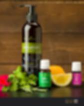 Sensation massage oil, clarity essential