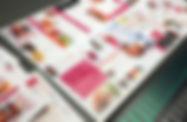 Impulsion graphique, conception graphique graphiste freelance Alsace print flyer brochure affiche