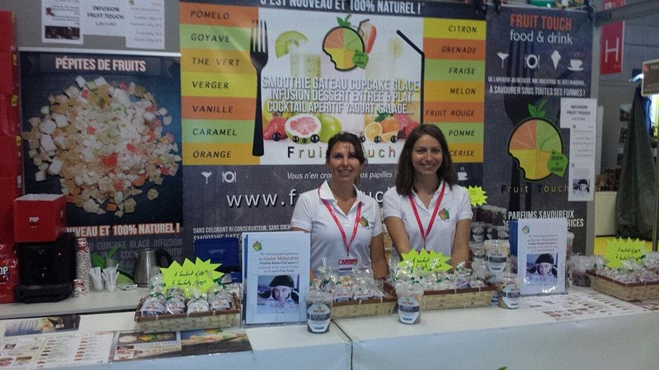 Fruit touch p pites de fruits d shydrat s 100 naturels home - Salon de jardin foire de paris ...