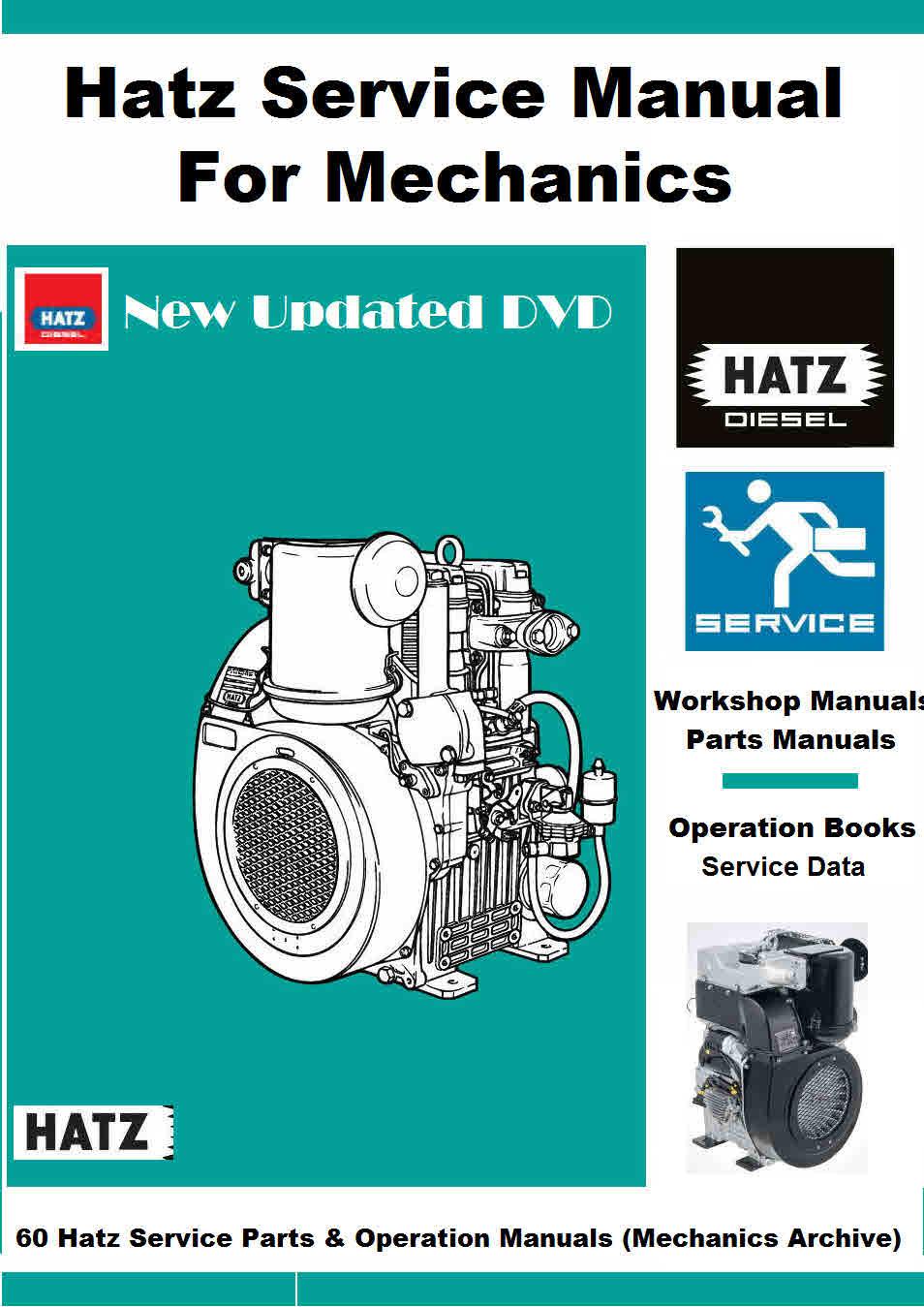 Hatz 2l40s Engine Repair Manual