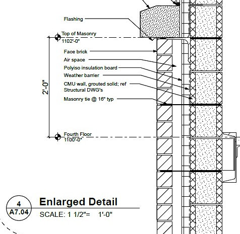 Stucco Insulation Eifs Diagram Great Project On