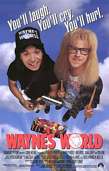 Waynes World, August 16th