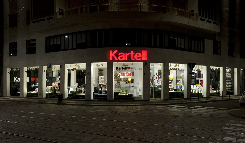 Kartell love Milano 2011