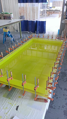 Countertop In Fabrication