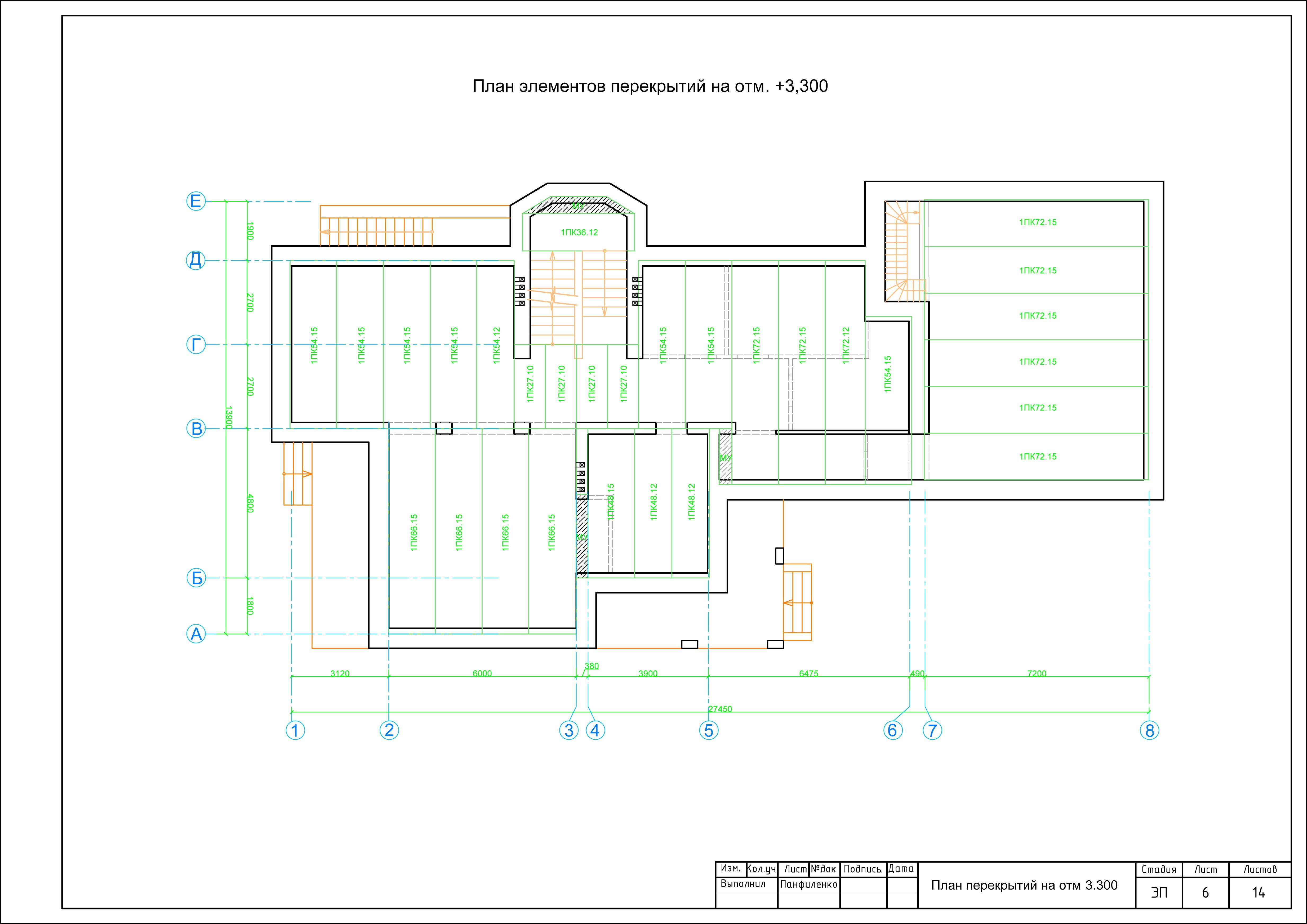Дизайн проект домов частных