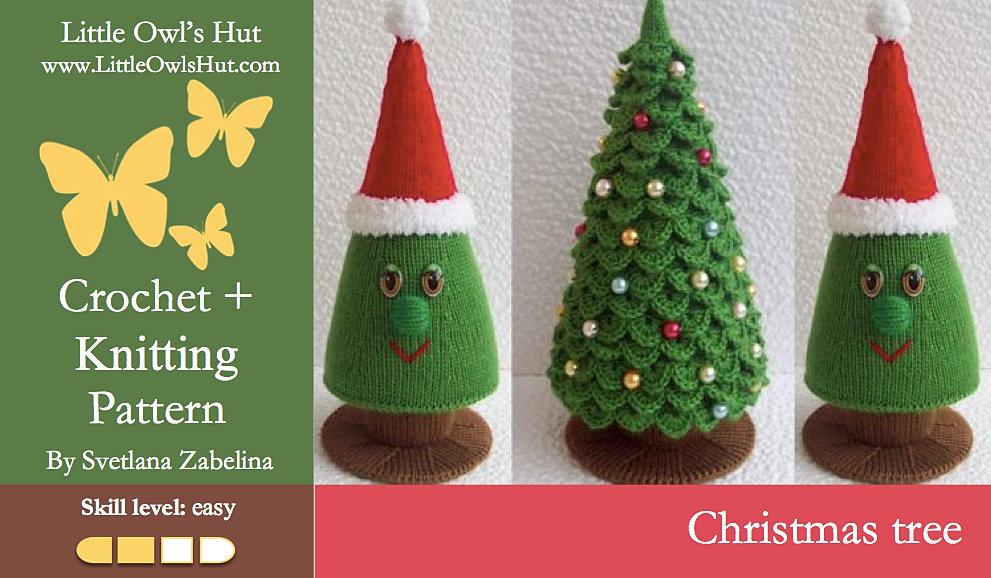 Crochet Christmas Tree Patterns