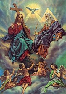 5-26-13 Trinity