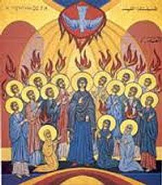 5-24-15  Pentecost