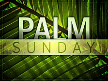 3-27-15  Palm Sunday