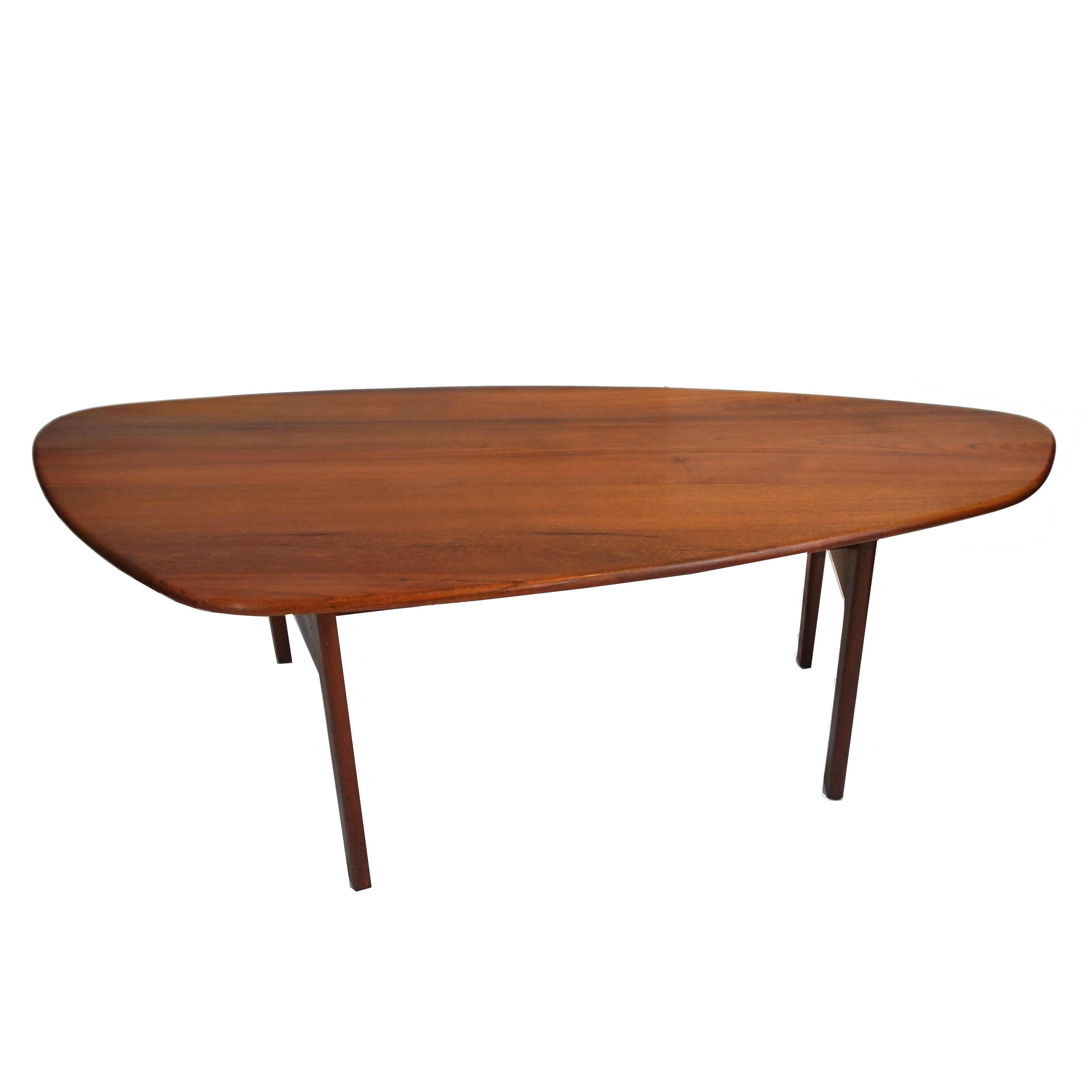 Danish Mid Century Modern Side Tables