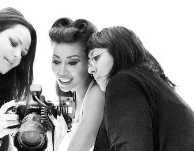 Dollhouse Photography Calendar : Behind the scenes at dollhouse photography