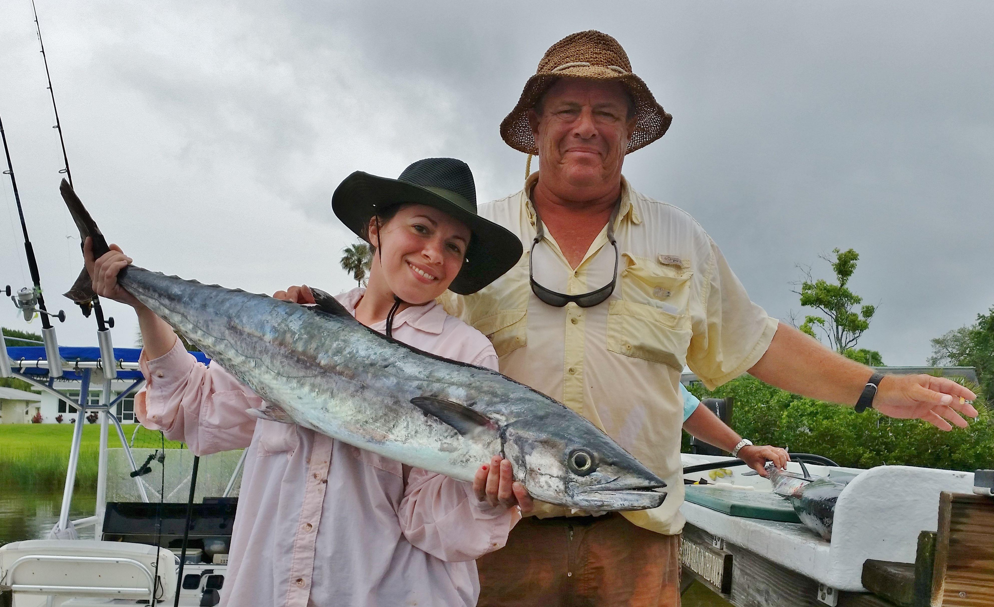Kings rule for jim and andrea and dave sebastian gypsy for Sebastian fishing charters