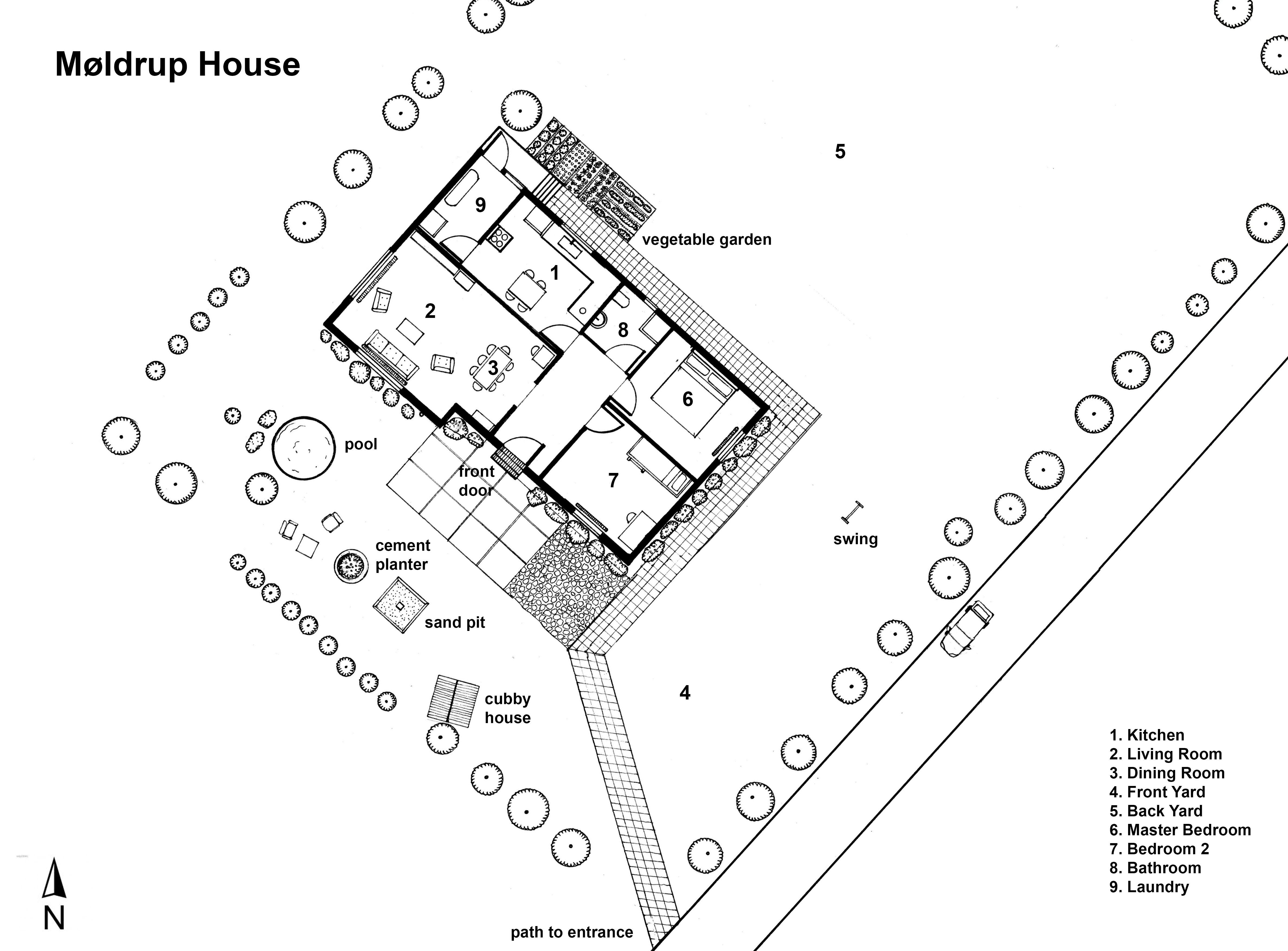Lava Happy House