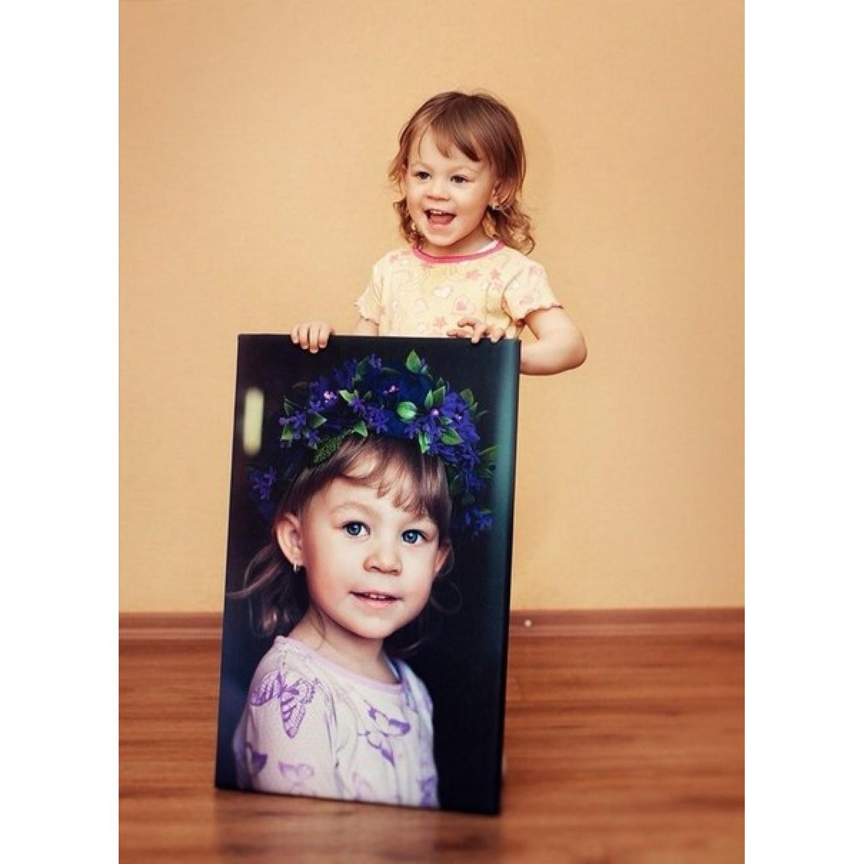 Фото на холсте в подарок