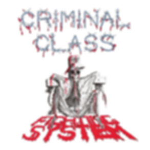 Coventry OI! band Criminal Class Fighting the system EP reissue