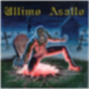 First ever release from EVIL RECORDS, catalan Oi! band ULTIMO ASALTO