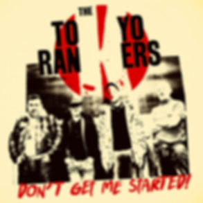 Tokyo Rankers Frontcover record