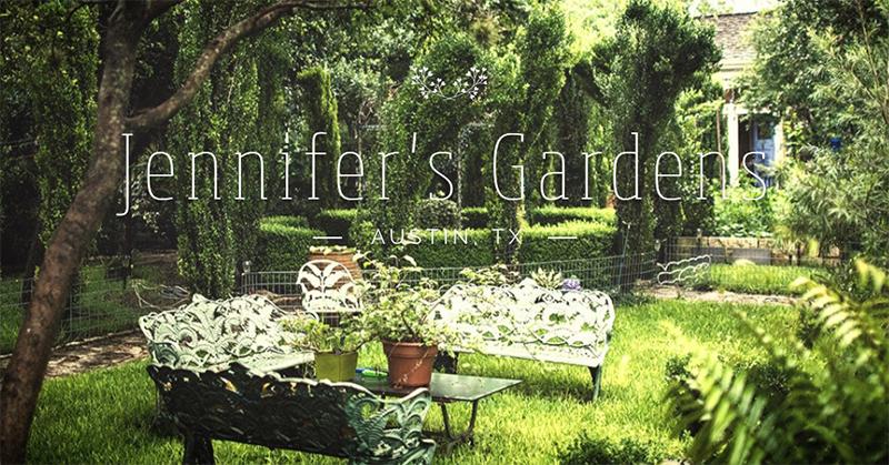 jennifer 39 s gardens austin