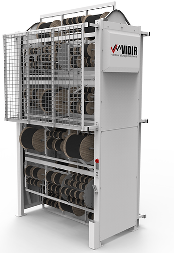 Wire and Spool Storage