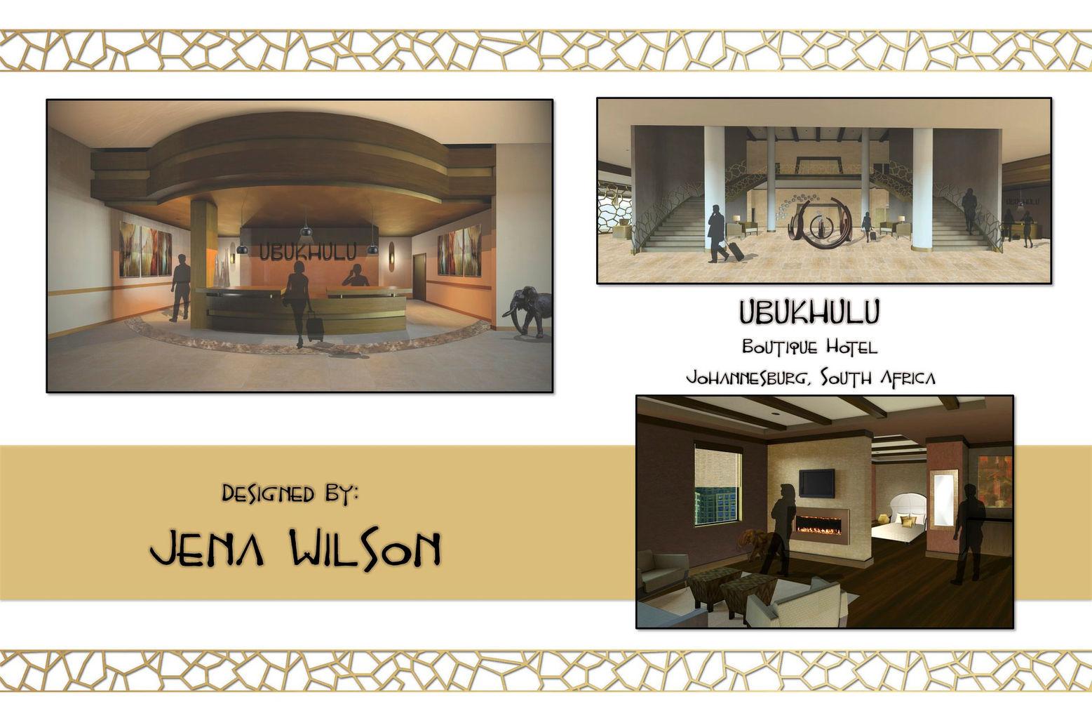 Jena lyn wilson for Design hotel jena