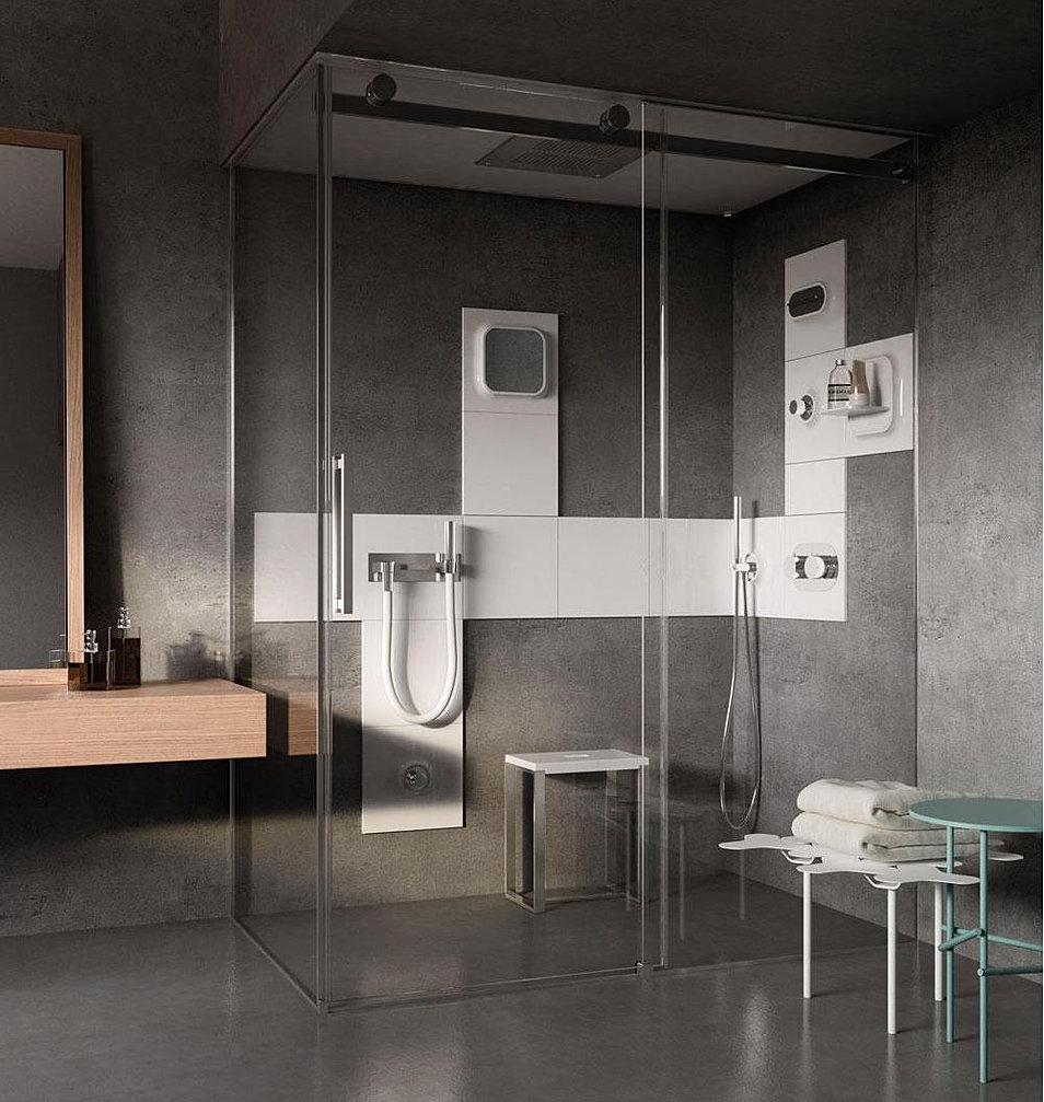 Gianfreda Show Room - Vasche Box Doccia Idromassaggi Wellness Saune