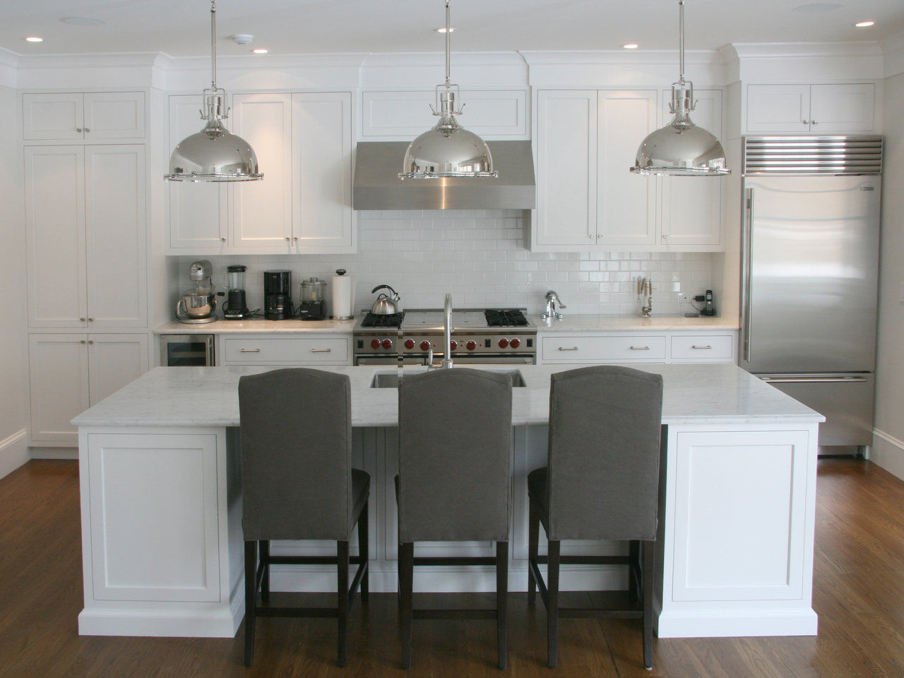 Interior Design Hamptons NY - Hamptons kitchen design