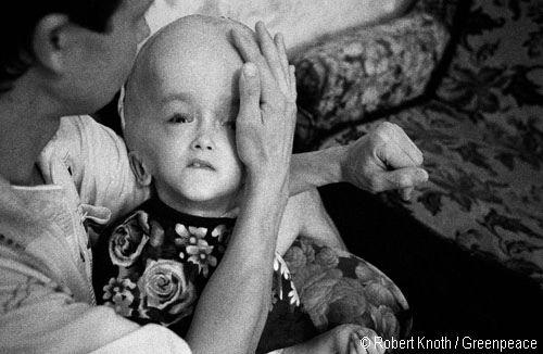 Chernobyl Disaster Mutations