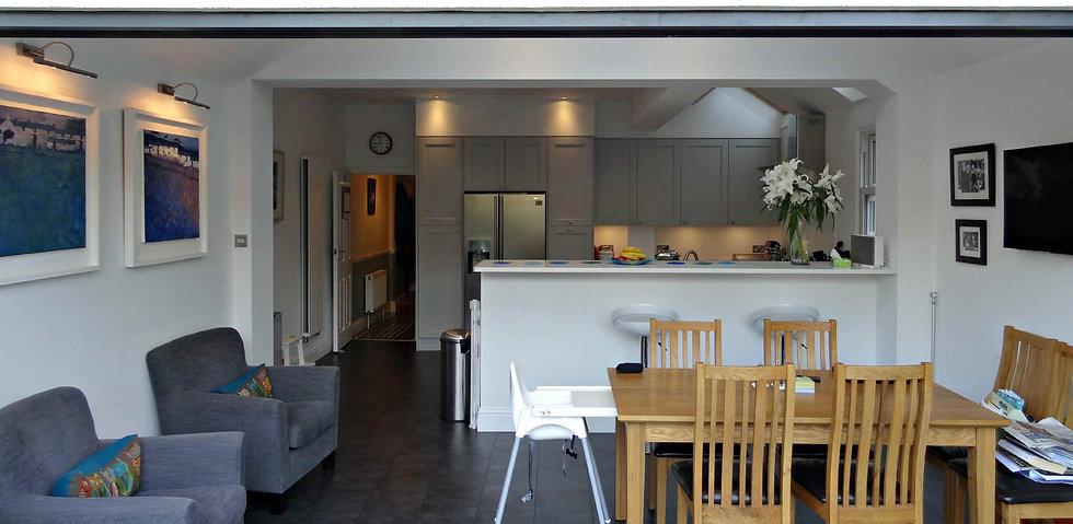 West London Kitchen Specialist Wood Grain Design