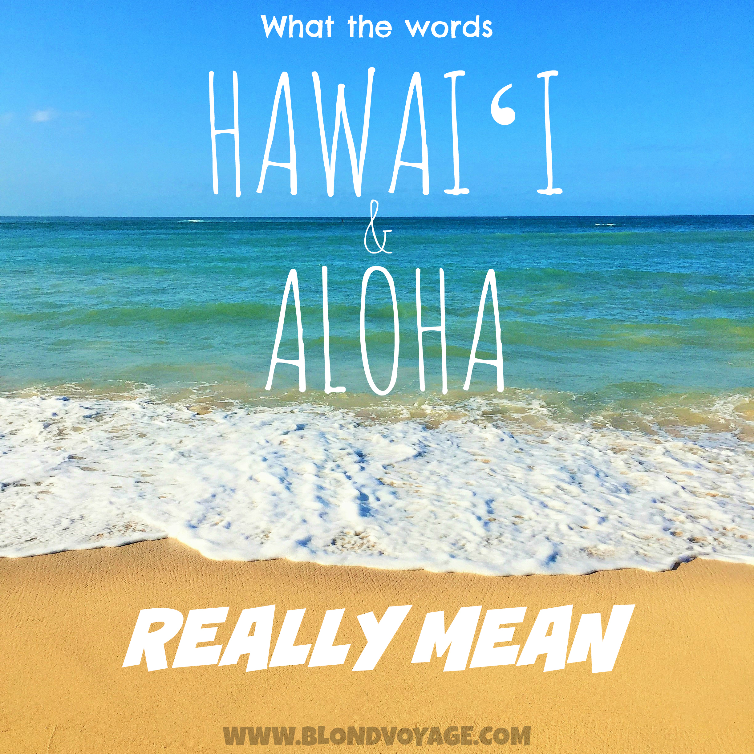 The Fascinating Real Definition Of Hawaii Aloha And Haole
