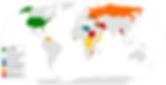 US Sanctions Map