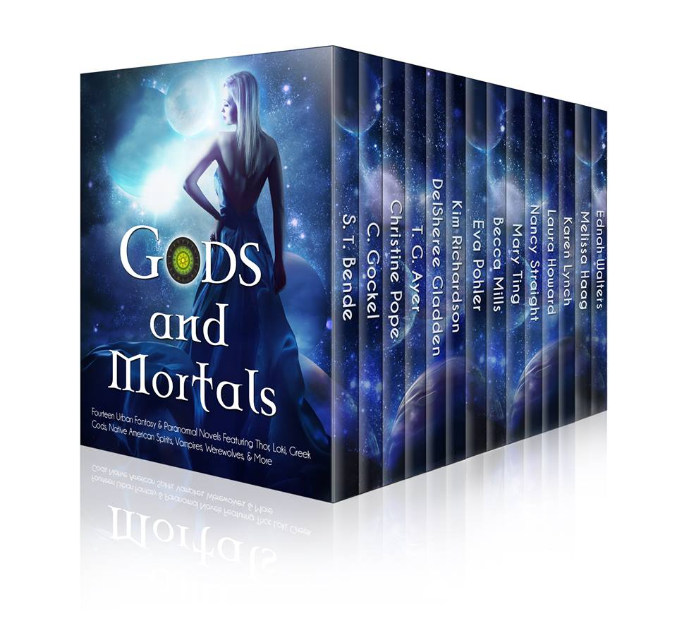 Gods And Mortals: 14 Free Ebooks!  The Official Website Of Ya Fantasy  Author St Bende