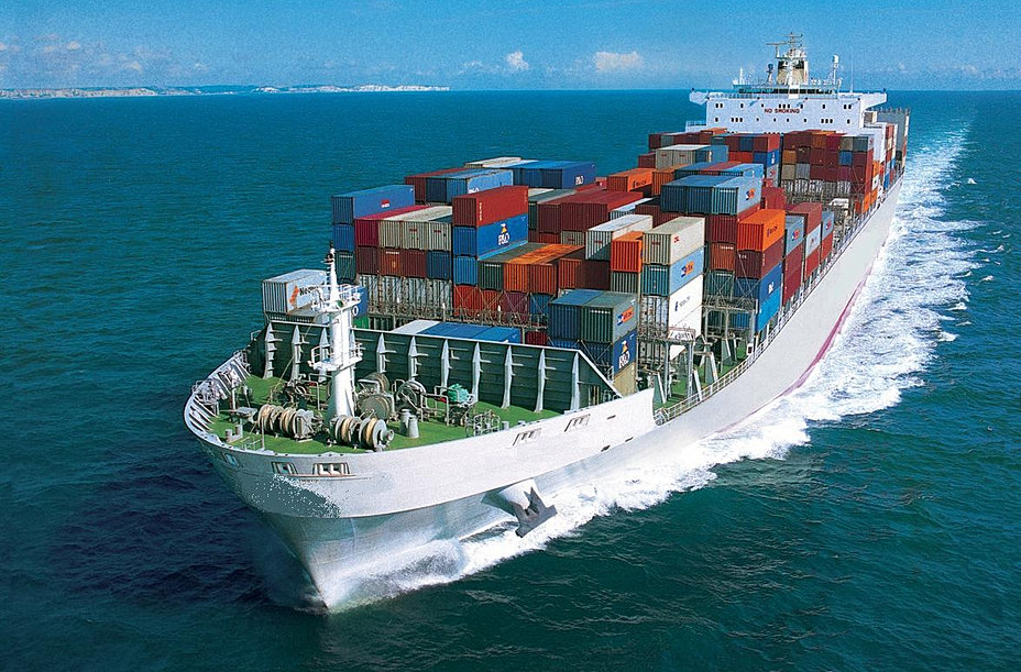 HHo Container Ship   Hydrogen