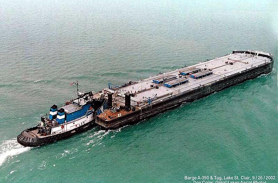 HHo Tug Boat  Hydrogen