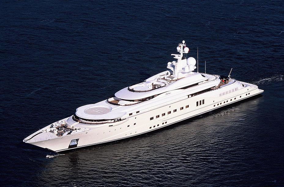 HHo Super Yacht Hydrogen