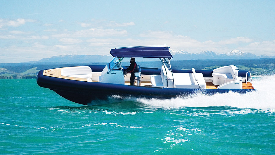 HHo Fishing Boat Hydrogen