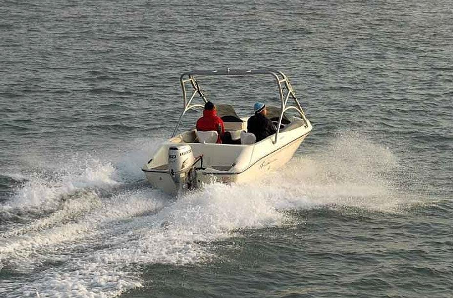 HHo Boat Hydrogen