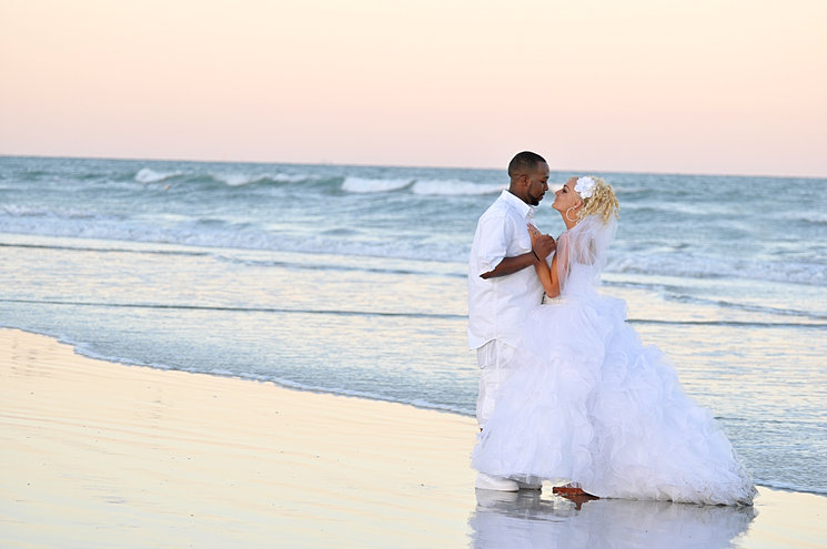 Florida Beach Weddings Packages Cocoa Affordable Renewal Destination