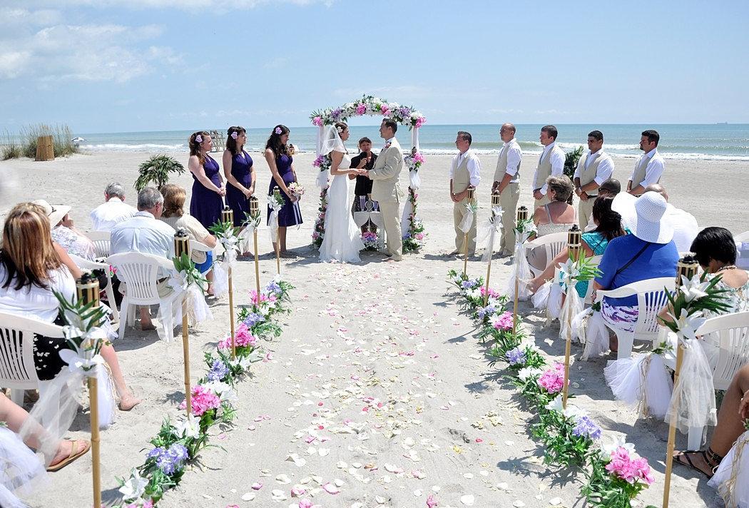 Florida Beach Wedding All Inclusive