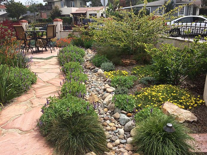 Eco friendly landscape design installation san diego for Eco friendly landscape design