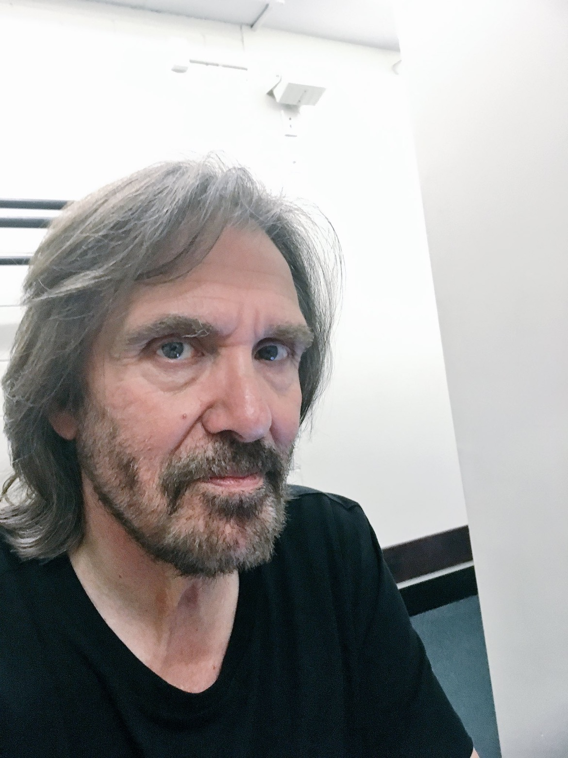 Dennis Locorriere | DrHookOfficial | Dr Hook | Dressing Room Selfie | Wellington New Zealand