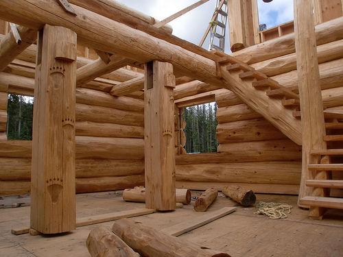 Maderbar created by estrellajuan based on my - Escaleras de madera rusticas ...
