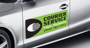 Irvine CA Car Magnets Car Door Magnetic Signs Visual Sign Shop - Custom car magnets atlanta