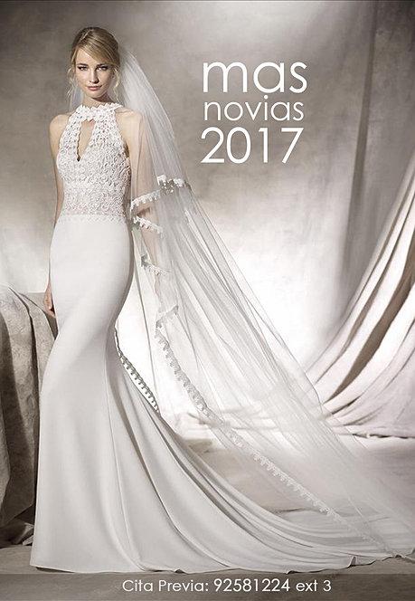 vestidos de novia aire talavera dela reina