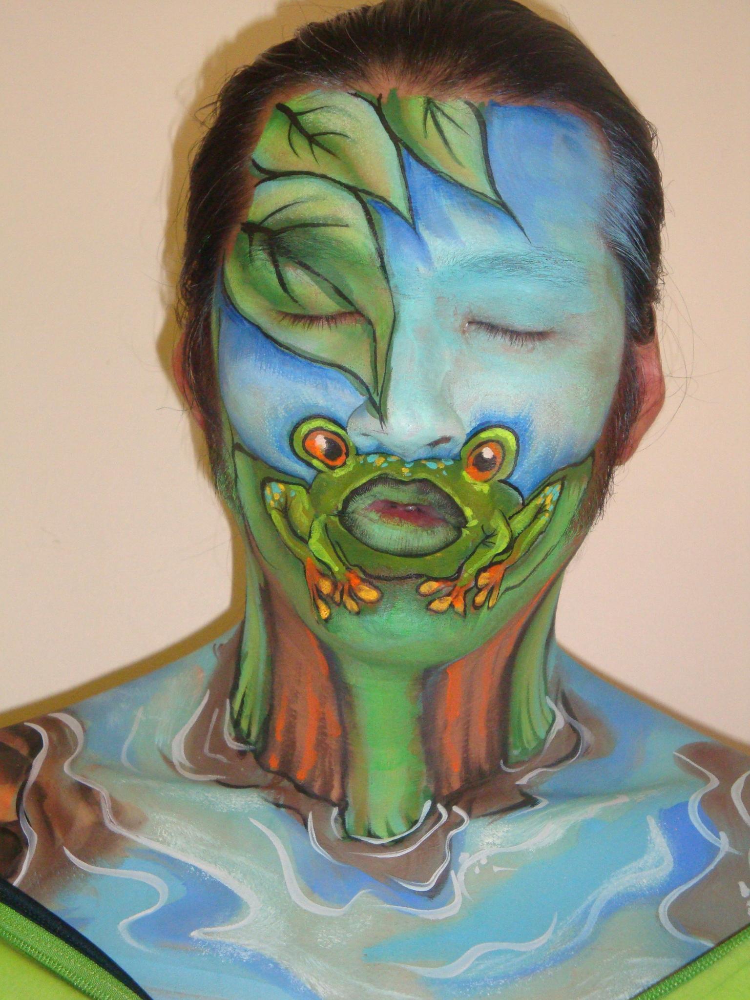 the australian body art awards  u0026 face body painting convention