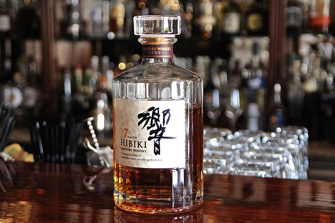 One of Joaquim Vera's suggestions: Hibiki, or the art of Japanese whisky.