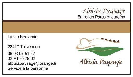 Albizia paysage entretien des parcs et jardins c tes for Service personne tonte pelouse