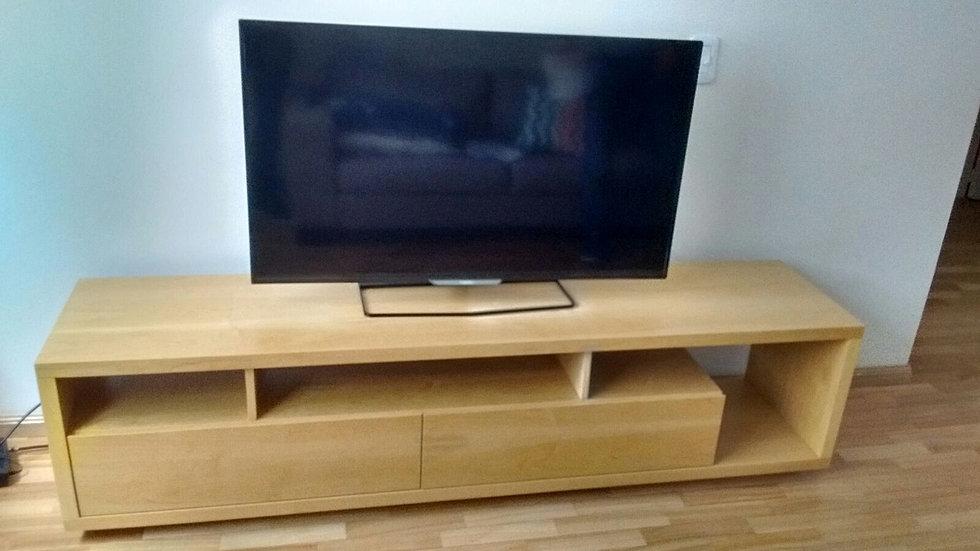 Modulus muebles de dise o nuestros trabajos buenos aires for Mueble tv dormitorio