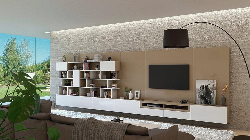 Modulus muebles contempor neos buenos aires for Muebles de escritorio modernos para casa